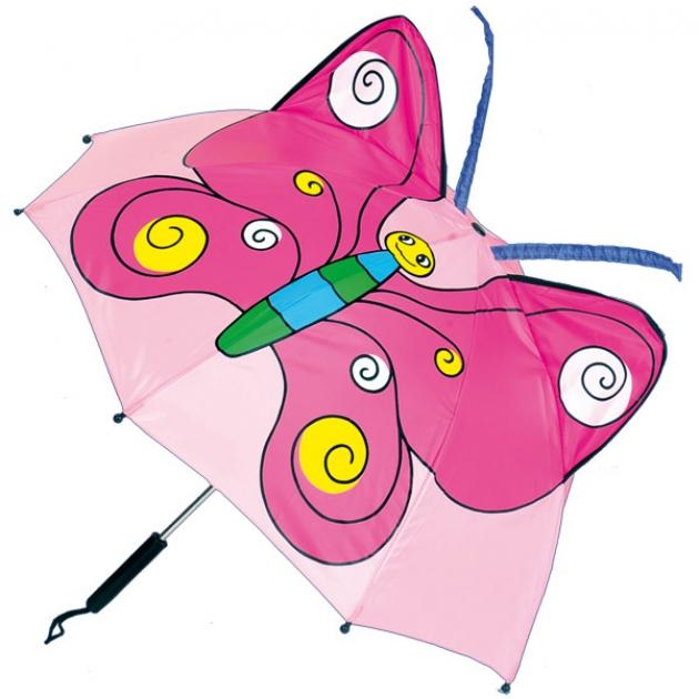 Детский зонтик Simba Бабочка 7868263